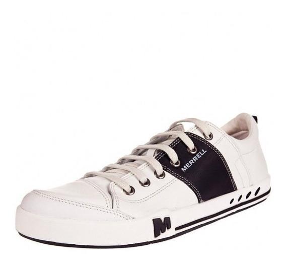 Zapatillas Merrell Rant Vulcanizado 3 Colores Cuero Premium!