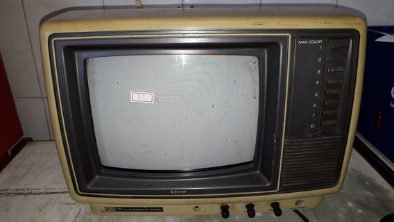 Tv Antiga A Tubo Semp 9