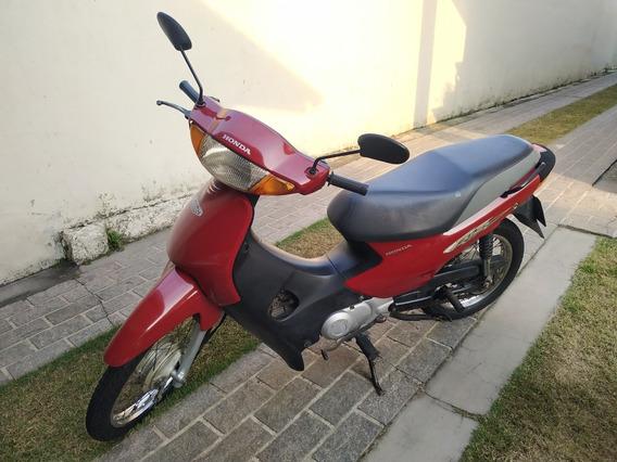 Honda Biz C100 2005 - Emplacada + Capacete E Capa De Chuva