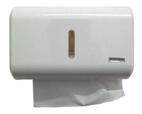 Dispenser Toalheiro De Parede Porta Papel Toalha / Papeleira