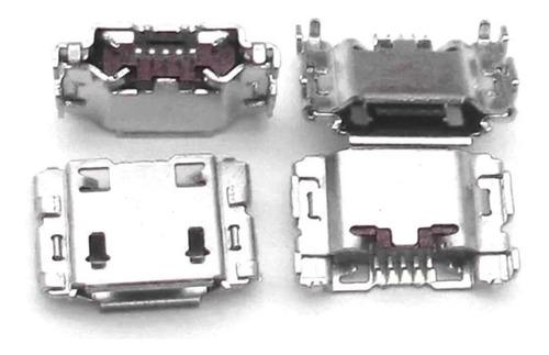 Conector Micro Usb Multilaser M7s Quad Core 3º Ger Kit 2 Un