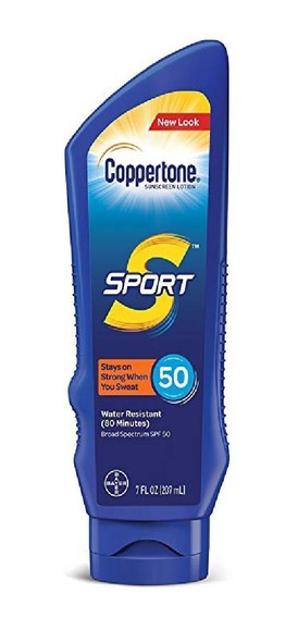 Coppertone Protector Solar Sport Con Fps 50 207ml