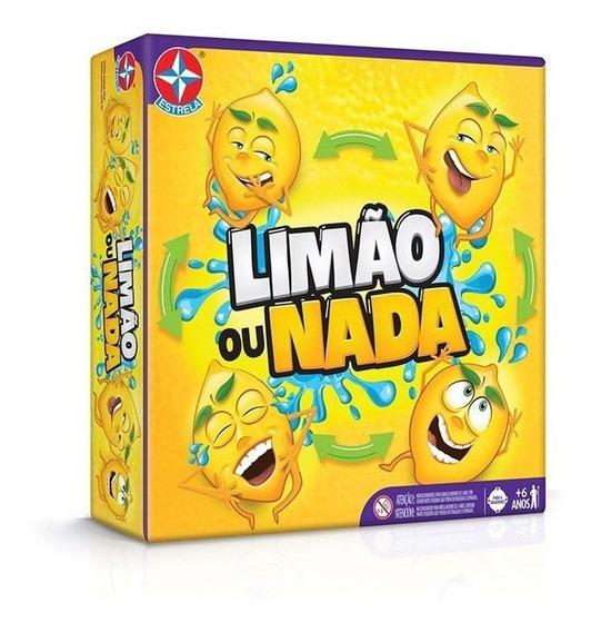 Jogo Limão Ou Nada - Estrela 801277
