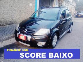 Citroën C3 X-tr Flex Financie Com Score Baixo