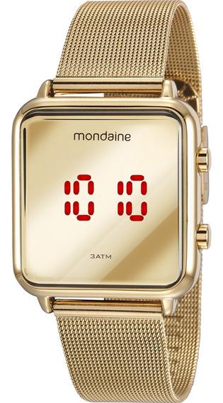 Relógio Feminino Mondaine Original Garantia Barato Com Nota