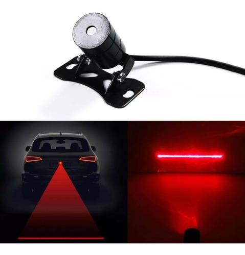 Imagen 1 de 10 de Luz Laser Trasera  Anti Niebla Para Carros Motos