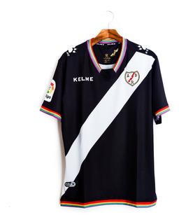 Camisas De Futebol Rayo Vallecano 2017/18 Third Kelme