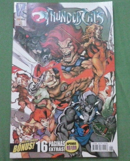 Hq Thundercats - 1