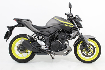 Yamaha Mt 03 Abs 2019 Cinza