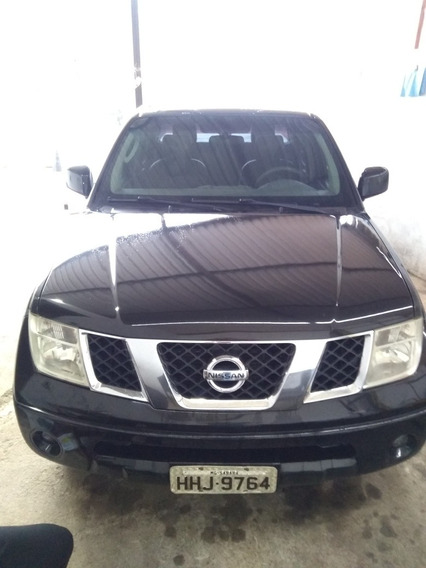 Nissan Frontier 2.5 Strike Cab. Dupla 4x4 4p 2011