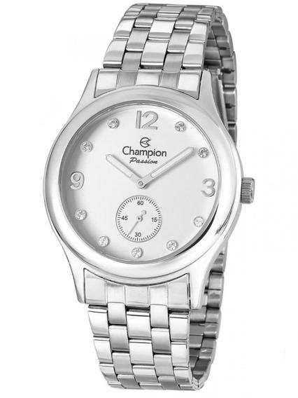 Promoção Relógio Champion Original Feminino Ch38226d