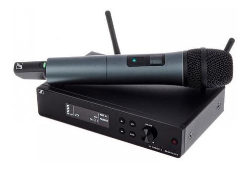 Micrófono Inalámbrico Sennheiser Xsw 2 835a Sistema Voces
