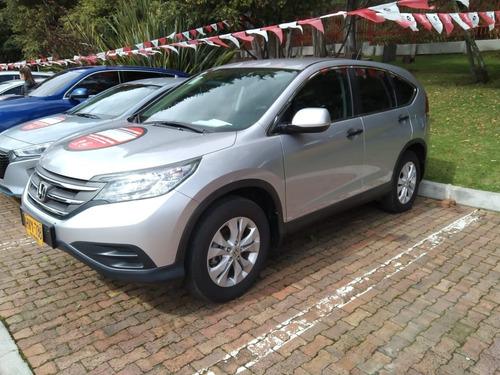 Honda Cr V 2wd Lx 2.4 At Modelo 2014