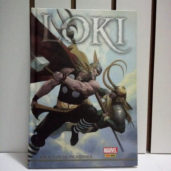 Hq Loki - Edição Especial Encadernada