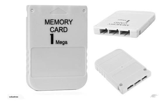 Memory Card 1 Mega_ps1 / Psx / Psone_frete R$12,00