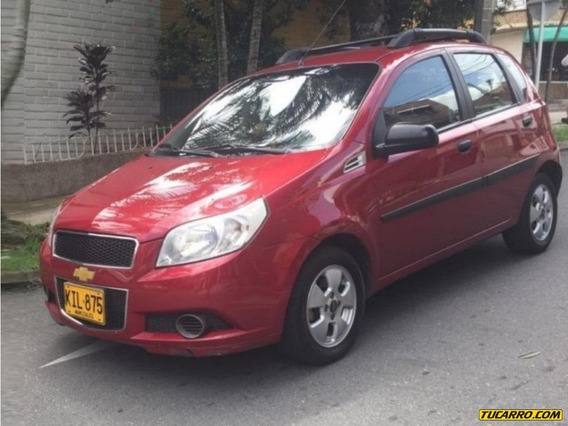Chevrolet Aveo Emotion Gt 160 Cc