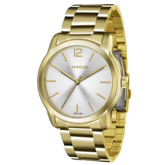 Relógio Lince Analógico Feminino Lrg4447l S2kx