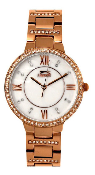 Reloj Slazenger Dama Dorado Sl.09.6087.3.02
