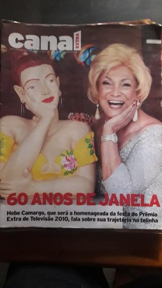 Canal Extra 2010 - Ed. 656 - Hebe Camargo
