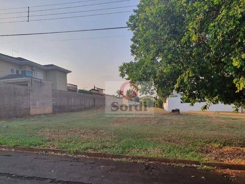 Terreno À Venda, 811 M² Por R$ 550.000,00 - Bonfim Paulista - Ribeirão Preto/sp - Te1343