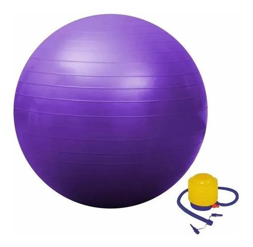 Pelota Balón Yoga Pilates 75 Cm Fitnes Terapia / Lhua Store