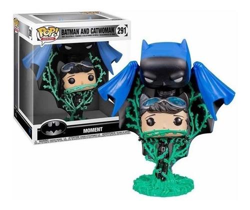 Imagem 1 de 1 de Funko Pop Batman And Catwoman 291 *moment*