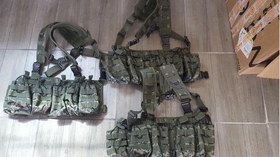 Pechera Táctica Para R15 Tipo Sedena