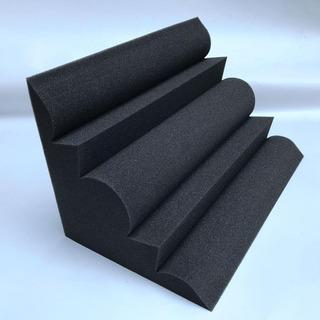 Panel Foam Trampa De Bajos Esponja Acústica 8 Unidades