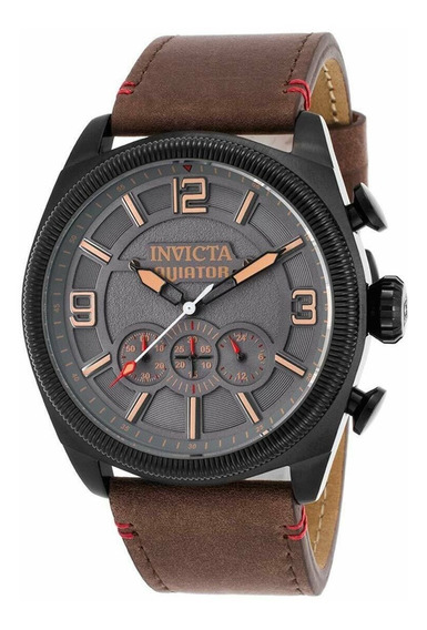 Relógio Invicta Aviator Brown 22988