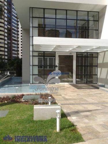 Apartamento À Venda, 124 M² Por R$ 820.000,00 - Gleba Palhano - Londrina/pr - Ap0340
