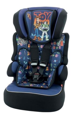 Imagen 1 de 8 de Autoasiento Silla Auto Disney Toy Story Beline Niños 9-36 Kg