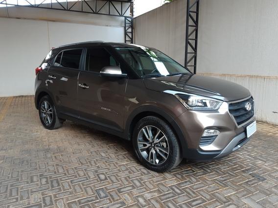 Hyundai Creta Prestige 2.0 Automático Flex 2019 Semi-novo