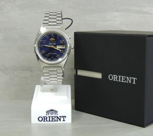 Relógio Masculino Orient Automático 469ss083 D2sx - Nf E Gar