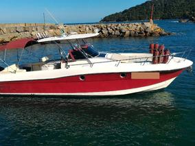 Fishing Saint-troper 32 Evinrude E-tec 300 Hp Cada 2013. Cai