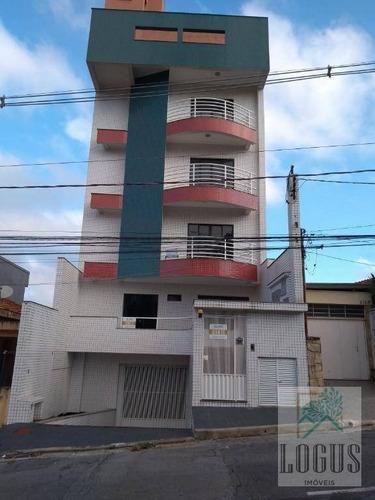 Imagem 1 de 10 de Apartamento Com 3 Dormitórios, 155 M² - Venda Por R$ 750.000,00 Ou Aluguel Por R$ 2.500,00/mês - Jardim Hollywood - São Bernardo Do Campo/sp - Ap0644