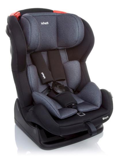 Cadeira Cadeirinha De Carro Maya Infanti Recline Onyx