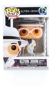 Funko Pop Rocks Elton John 62 Distribuidora Lv