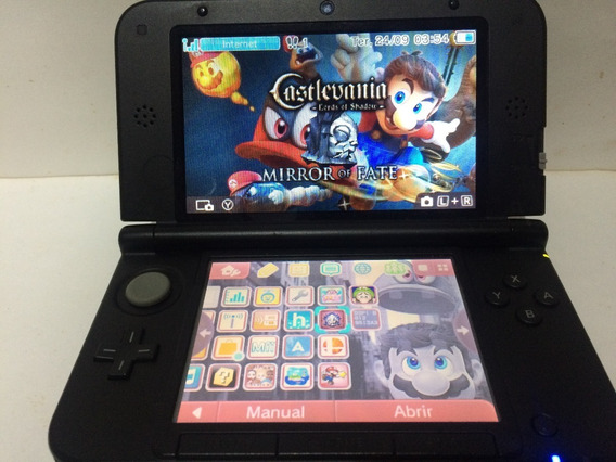 Nintendo 3ds Xl Ll Desbloqueado Com Jogos_nitendo_new_2ds