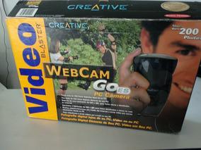 Webcam Creative Antiga Funcionando 100%