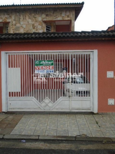 Imagem 1 de 14 de Venda Sobrado 3 Dormitórios Vila Barros Guarulhos R$ 550.000,00 - 33105v