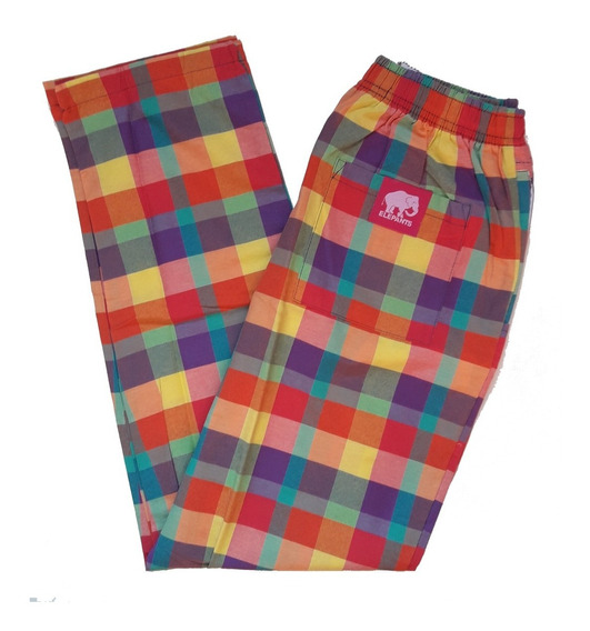Pantalón Elepants Mujer Talle M (poplin) Originales
