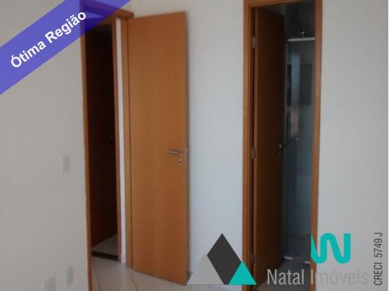 Venda De Apartamento Em Candelária, Com 2 Quartos, Sendo 1 Suíte - Porto Arena - Ap00157 - 33126719