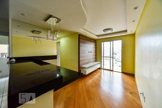 Apartamento No 9º Andar Com 3 Dormitórios E 1 Garagem - Id: 892947628 - 247628
