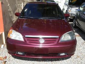 Honda Civic Rujo Con Financiamiento Disponible 829/633/0280