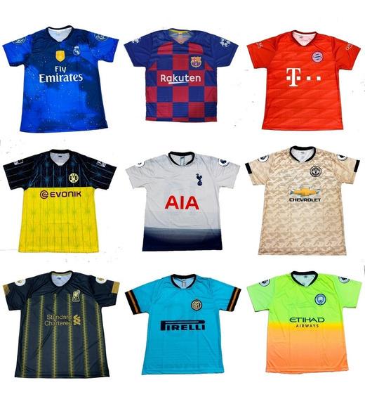 10 Camisas Futebol Time Atacado 150 Modelos Diferentes 2020