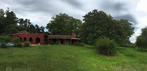 Imagen 1 de 23 de Terreno Emp. Rural  En Venta Ubicado En General Rodríguez, Zona Oeste