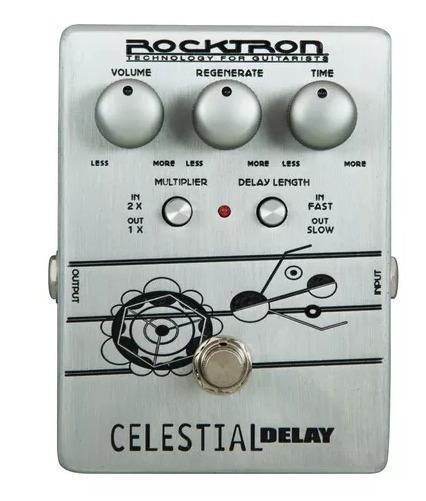 Pedal Para Guitarra Rocktron Celestial Delay