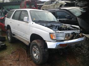 Sucata Toyota Hilux Sw4 1997/1998 Branca