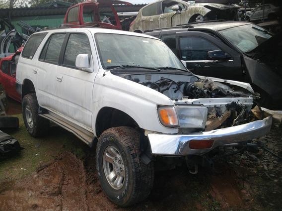 Sucata Peças Acessórios Toyota Hilux Sw4 1997/1998