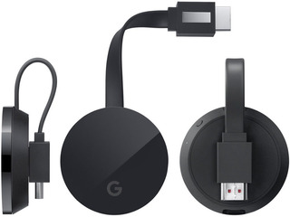 Reproductor Google Chromecast 3 Generación